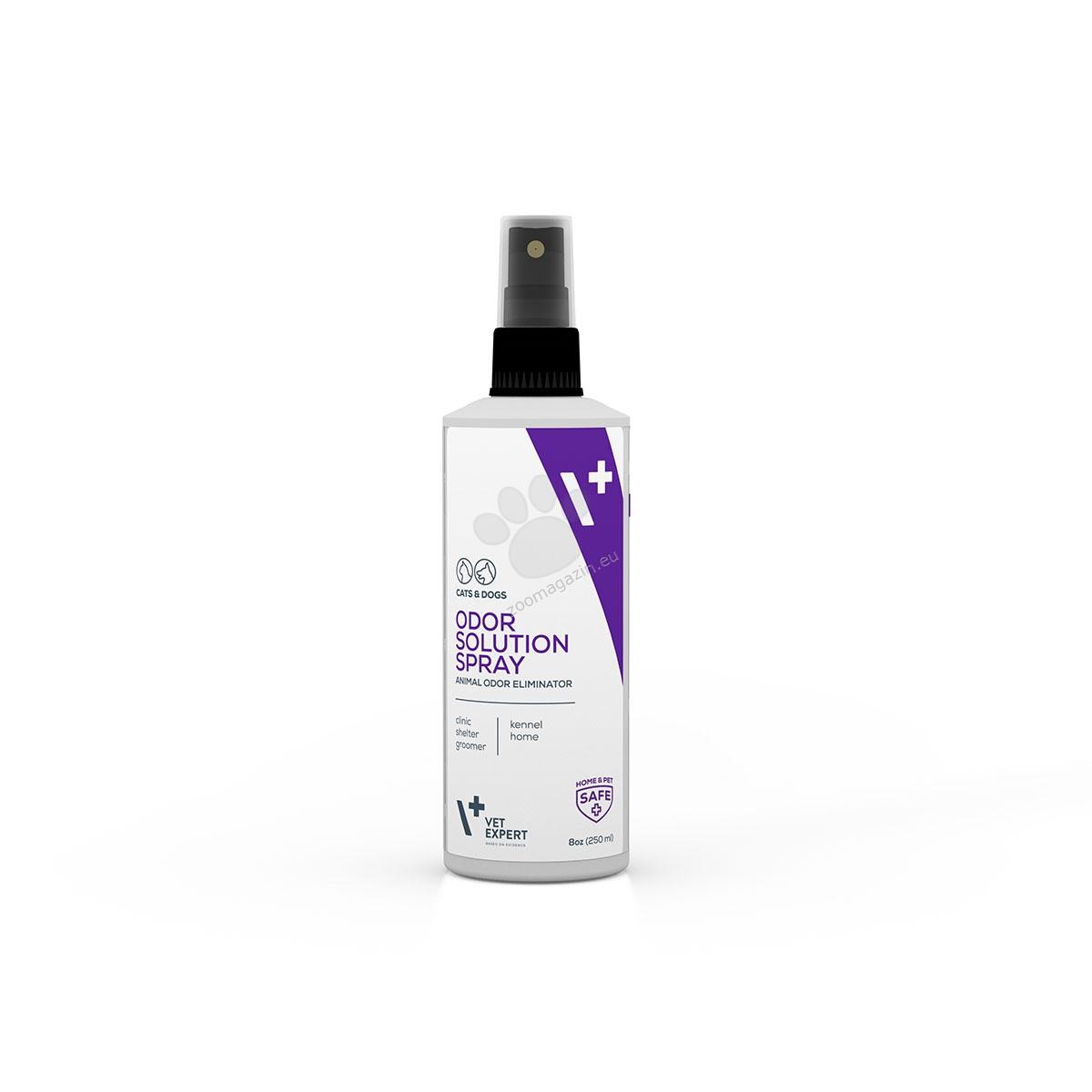 Vetexpert - Animal Odor Eliminator - ефективно премахва всички животински миризми 250 мл.
