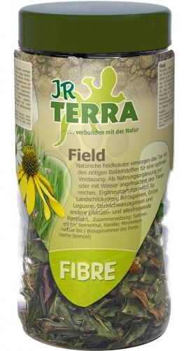 JR Farm Terra Fibre Field - полски треви и билки, за сухоземни костенурки,брадати гущери,зелени игуани,бодливи гущери и др. растителноядни и всеядни влечуги 25 грама