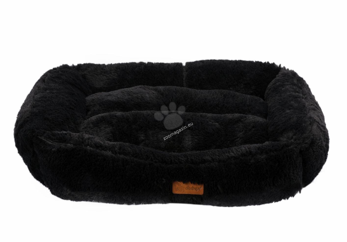 Dubex Brownie bed M - меко легло / кафяво, черно / 62 / 44 / 22 см.