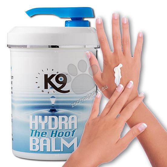 K9 Hydra Hoof - комбинация от витамини, подхранва и овлажнява копитатата 500 мл.