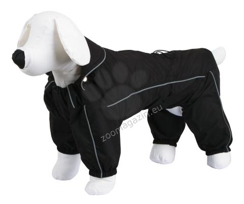 Kerbl Raincoat Manchester - дъждобран за кучета с обиколка на врата до 62-68 см., и обиколка на гърдите 66-72 см., дължина на гърба 70 см.
