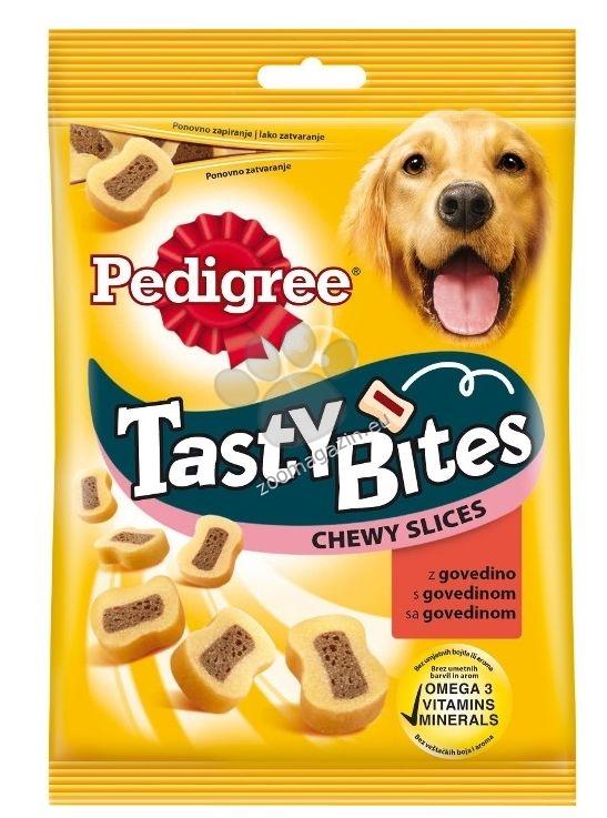 Pedigree Tasty Bites Crunchy Pockets - хрупкави джобчета 95 гр.