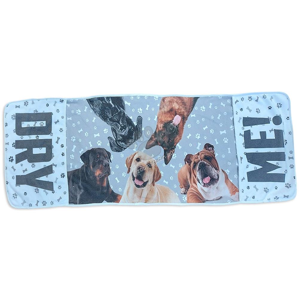Puppies - Хавлия за кучета 100 / 30 см.