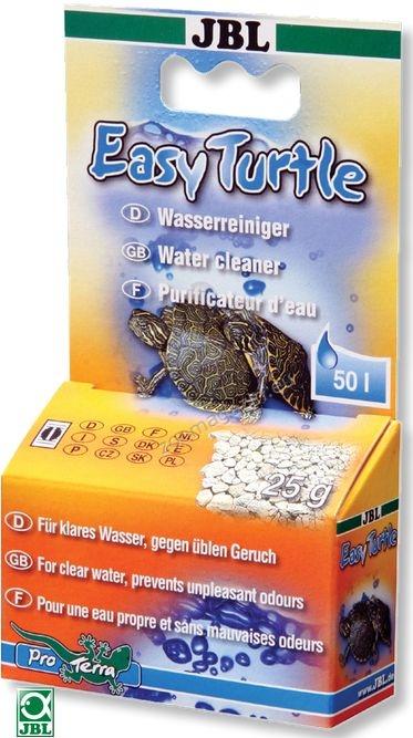 JBL Easy Turtle - пречиства водата и премахва неприятните миризми 25 грама
