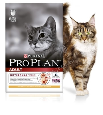 Pro Plan Adult Chicken -για γάτες από 1 μέχρι 7 ετών 1.5 kg.