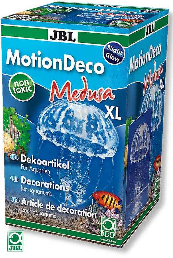 JBL MotionDeco Medusa XL White - цветна медуза