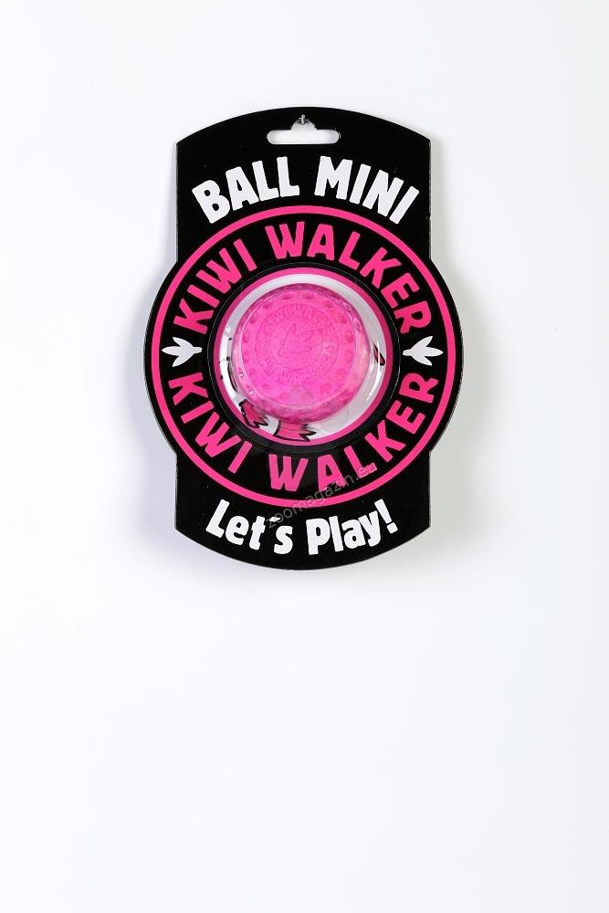 Kiwi Walker Ball Toy Mini - топка 6 см. / жълто, зелено, синьо, розово /