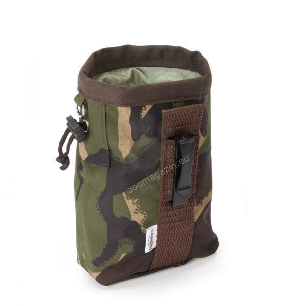 Camon Treatbag in water resistant fabric - чантичка за лакомства 10 / 6 / 15 см.