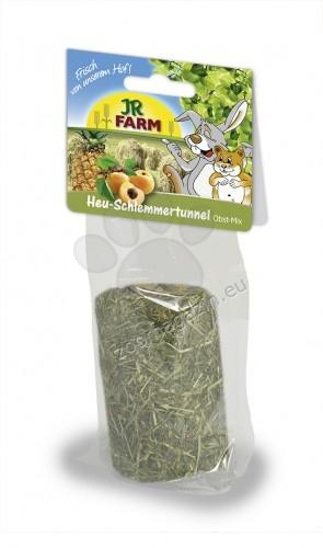 JR Farm Obst Mix - тунел от планинско сено пълен с плодов микс