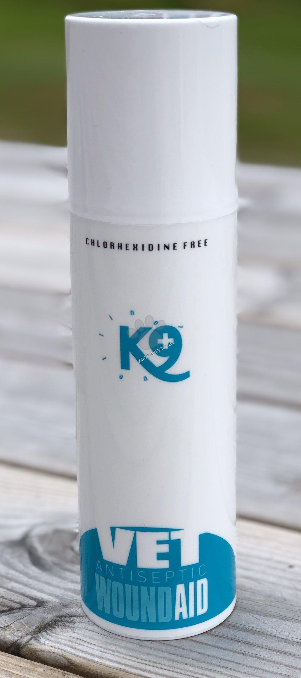 K9 Vet Wound Aid - антибактериален мехлем с лечебни свойства 150 мл.