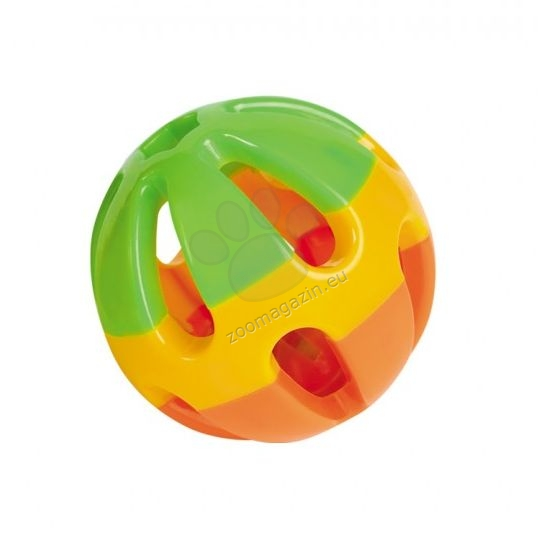 Nobby Ball mit Glocke - топче със звънче 8 см.