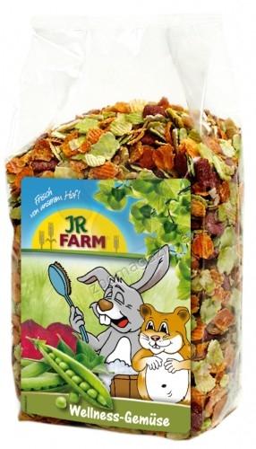 JR Farm Wellness Vegetables - зеленчуци, хранителна добавка за гризачи с изключително висока усвояемост 600 гр.