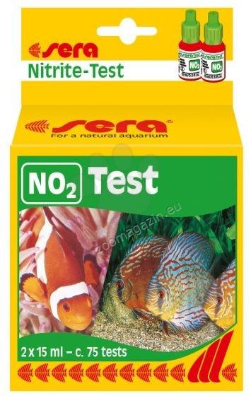 Sera - NO2 Test - за нитрити в езеро и аквариум