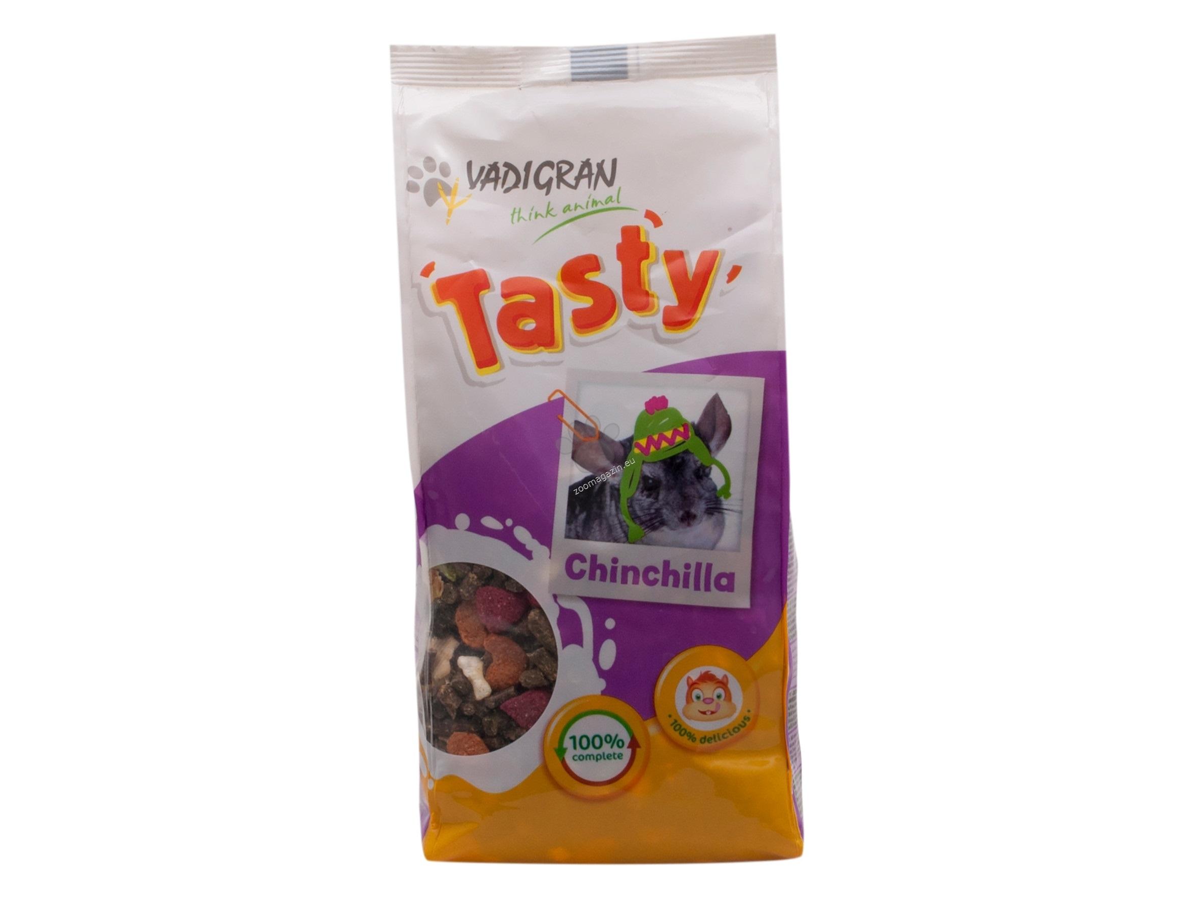 Vadigran - Tasty Chinchilla - храна за чинчили 900 гр.