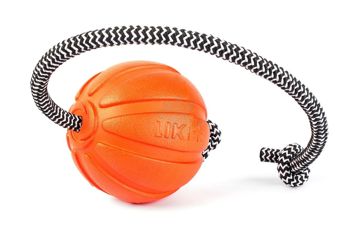 Liker Cord 5 - уникална плаваща топка с въже, 5 см