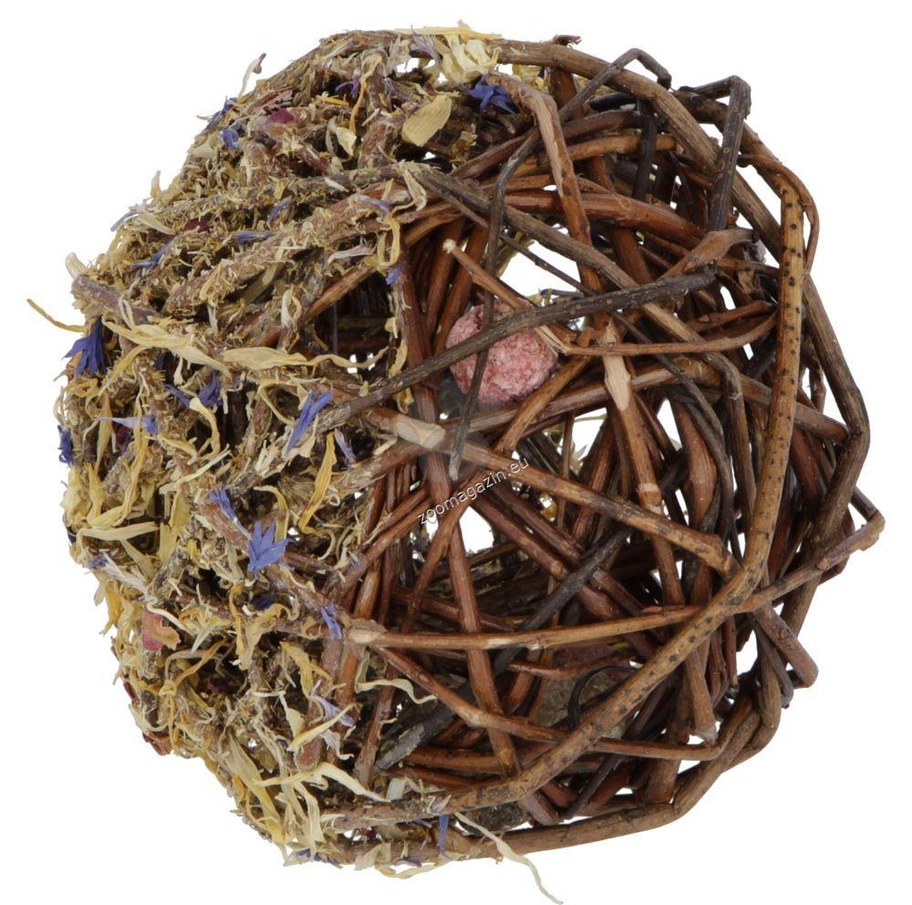 Kerbl Willow Ball - топка от върбови клони 10 см.