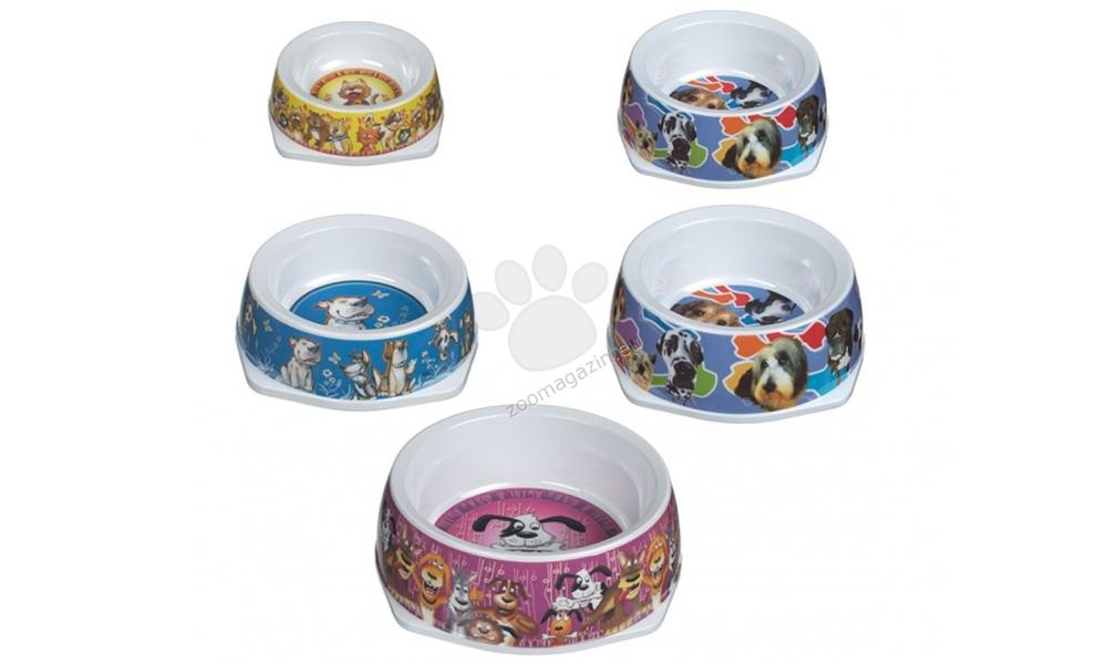 Camon Melamine bowl - пластмасова купичка 11 см150 мл.