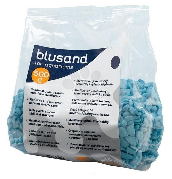 Ferplast - Blusand Light Blue - цветен пясък светло син 500 гр.