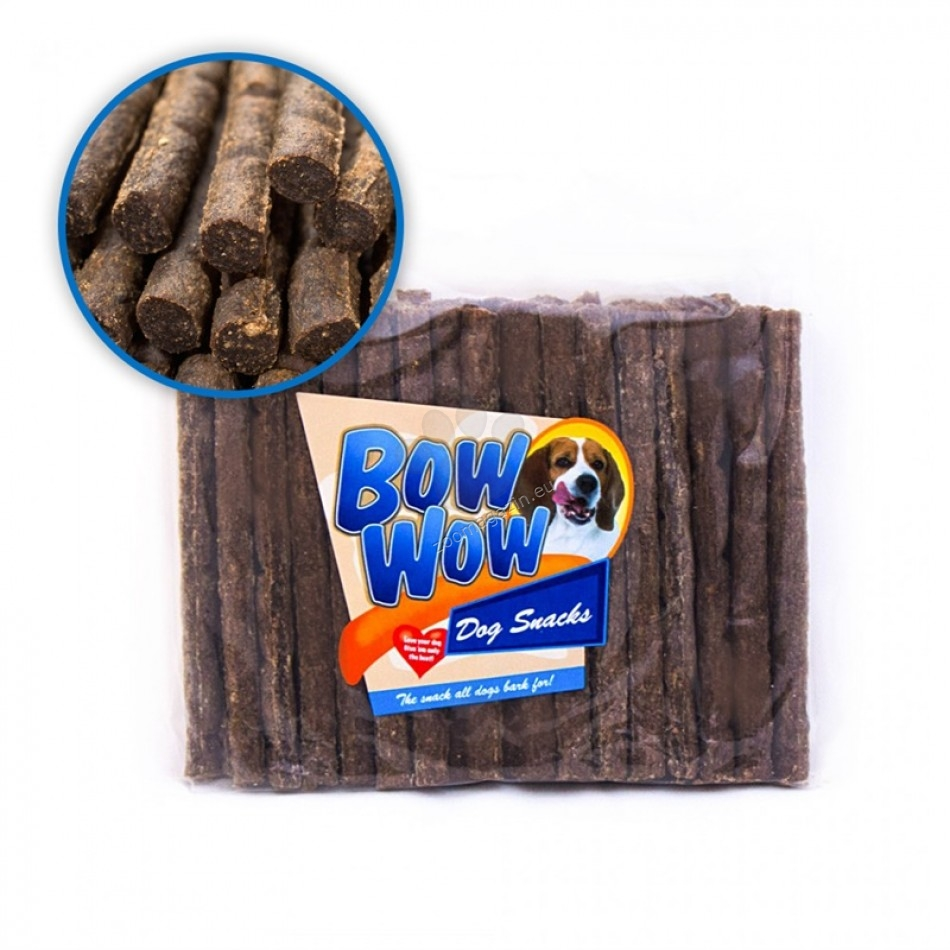 Bow Wow - солети от говеждо с вкус на пушено 420 грама