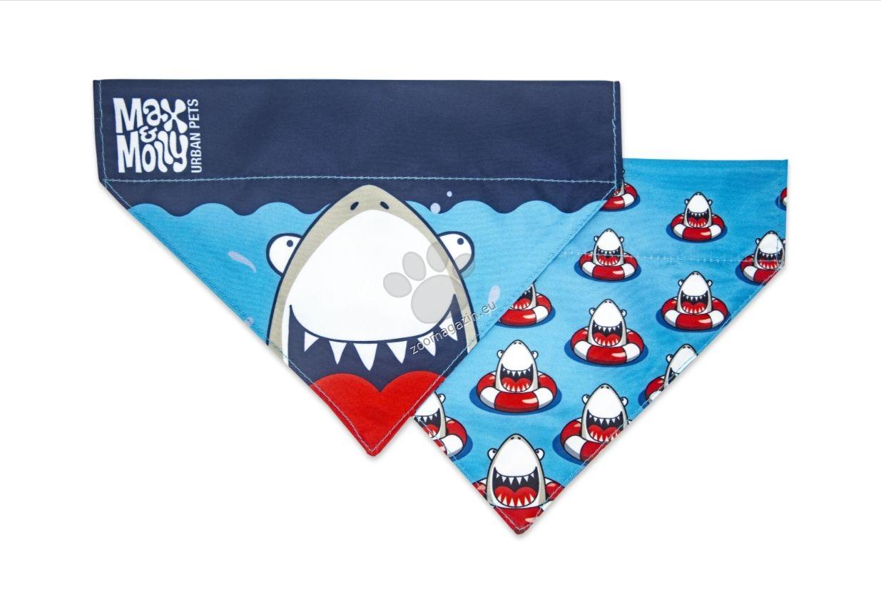 Max Molly Bandana Frenzy the Shark L - бандана