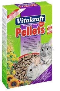 Pellets - Βασική τροφή για τσιντσιλά - σφαιρίδια για τσιντσιλά 400γρ.