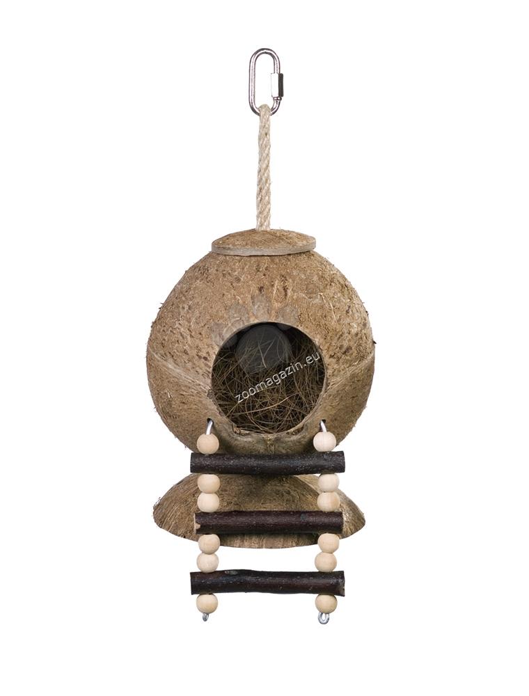 Nobby Coconut house with ladder - къщичка със стълба 31 / 11.5 см.