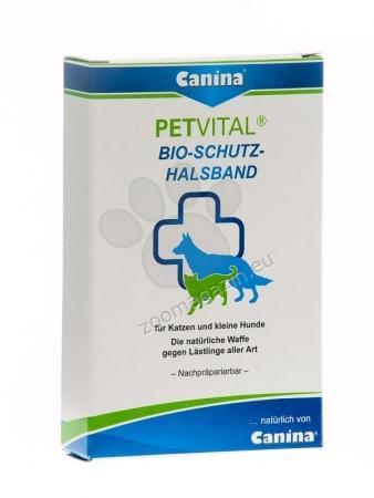 Canina Petvital Bio Schutz Halsband - противопаразитен нашийник за многократно използване, 35 см