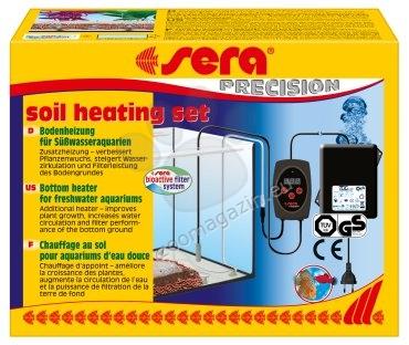 Sera - компютърно управляем нагревател за субстрат за сладководен аквариум