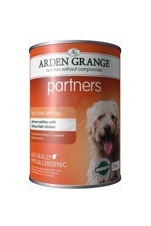 Arden Grange - Partners Chicken  - с пилешко месо 395 гр.