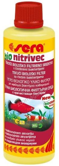 Sera - Bio Nitrivec - за биологично пречистване на аквариума 100 мл.