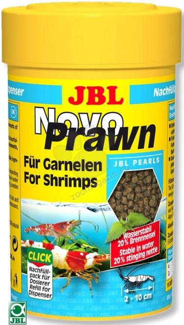 JBL NovoPrawn - храна за скариди /гранули/  100 мл.