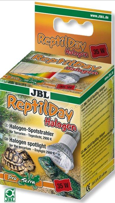 JBL ReptilDay Halogen 35W - халогенна крушка за терариум