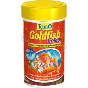 Tetra - Goldfish Colour - храна за златни рибки с оцветители 100 мл.