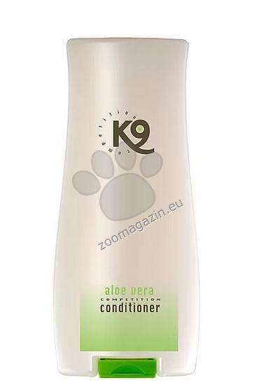 K9 Aloe Vera Conditioner - балсам който придава на козината красив блясък, улеснява разплитането и има антистатичен ефект 5.7 литра