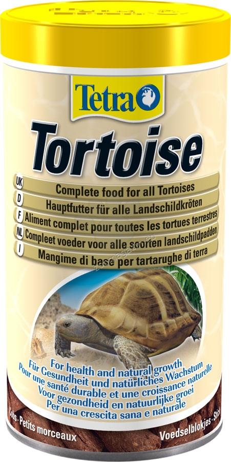 Tetra - Tortoise - пълноценна храна за сухоземни костенурки 500 мл