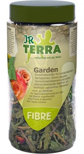 JR Farm Terra Fibre Garden - градински билки, за сухоземни костенурки, брадати гущери, зелени игуани, бодливи гущери и др. 25 гр.