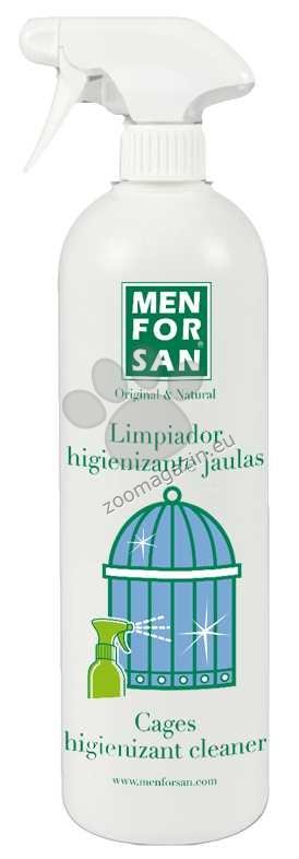 Menforsan Cage Higienizant Cleaner - хигиенизиращ препарат за почистване на кафези 1 литър