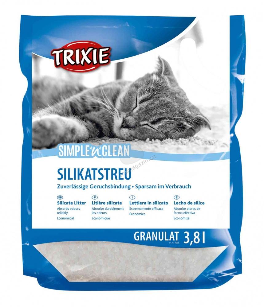 Trixie Fresh Easy - cиликонова котешка тоалетна 3.8 литра