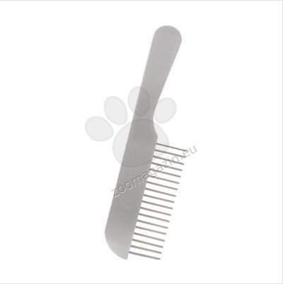 Oster Coarse Grooming Comb with Handle - метален гребен с дръжка, широки зъбци 078928-140-000