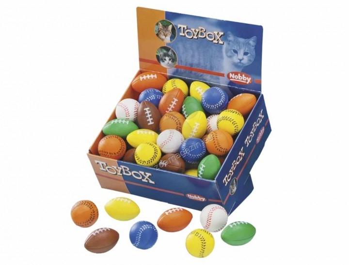Nobby Spielbälle - топка бейзбол за игра 4 см.