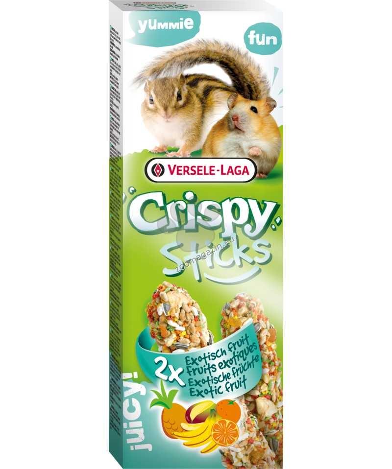 Versele Laga - Crispy Exotic Fruit - крекер с екзотични плодове 2 броя 55 гр.