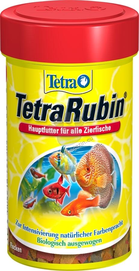 Tetra - TetrаRubin - универсална храна за всички видове тропически рибки 100 мл.