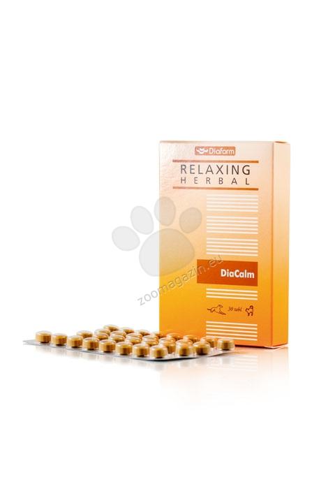 Diacalm - Tаблетки за успокояване на домашни любимци при стресови ситуации 30 табл.