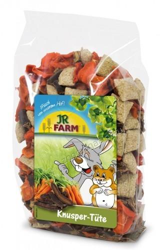 JR Farm Nibble-Bag - хрупкав микс е с висока енергийна стойност 150 гр.