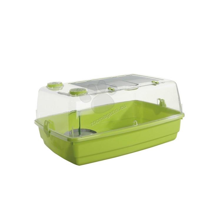 Voltrega 501G - терариум за водни костенурки 56 / 25 / 38 см. з