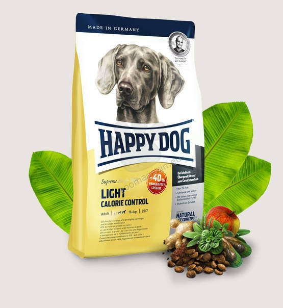 Happy Dog Light Calorie Control 12.5 kg.