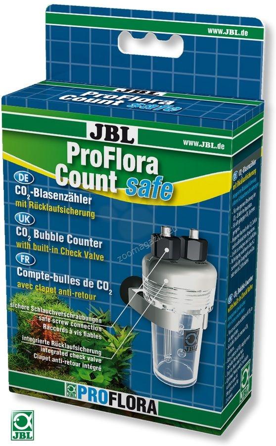 JBL ProFlora CO₂ Count safe - брояч за мехурчета за въглероден двуокис