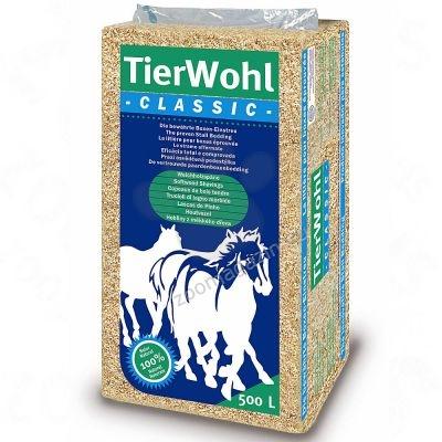 Chipsi TierWohl Classic - талаш за коне, 20 кг/ 500 литра