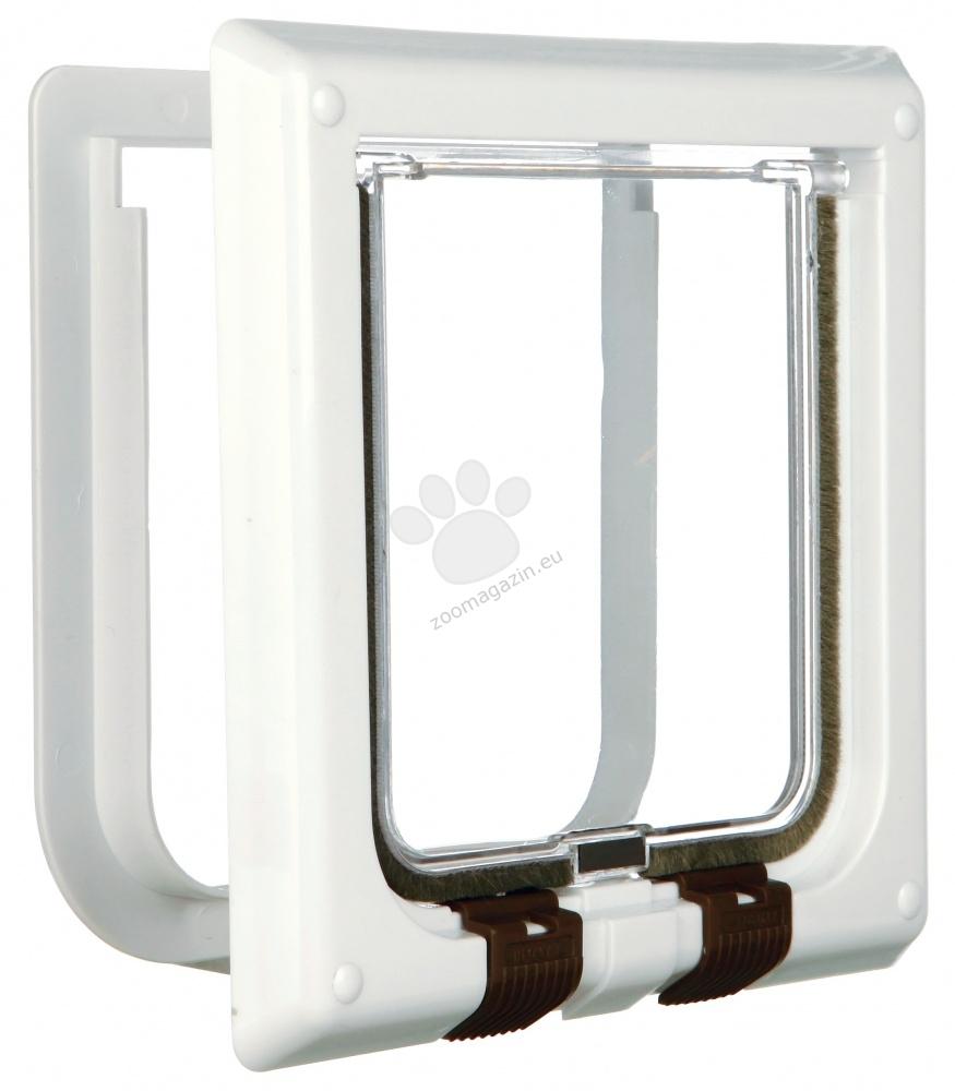 Trixie 4-Way Cat Flap -ενσωματωμένη πόρτα 21/21 εκ.