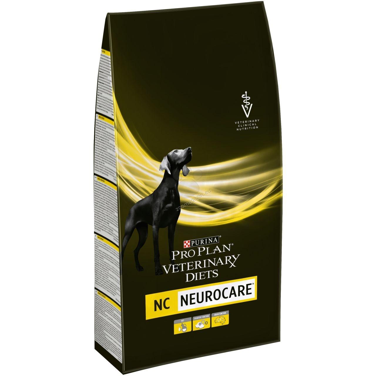 Purina NeuroCare NC - подържа когнитивното здраве и развитие на кучето 3 кг.